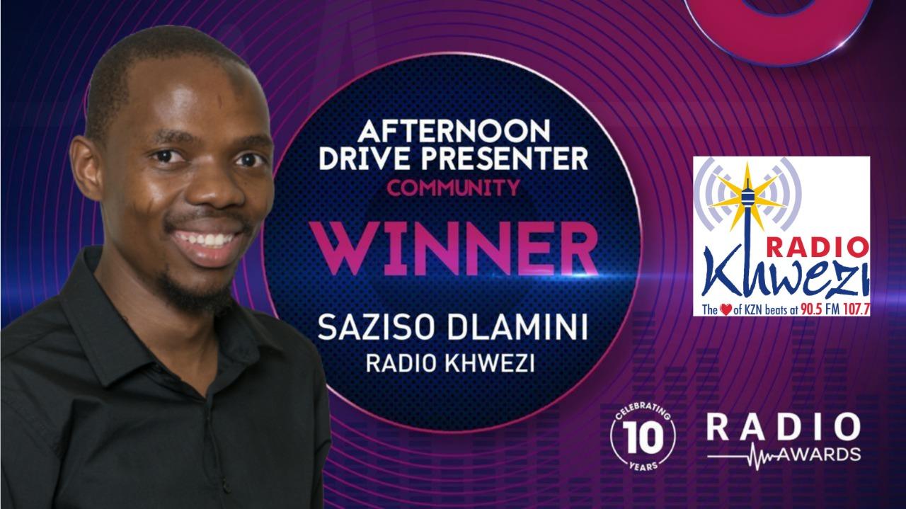 Drive Presenter with Saziso