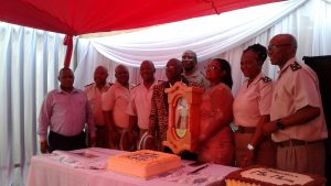 Farewell event for Mr E. Nene