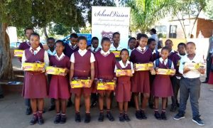 Radio Khwezi supports education initiative
