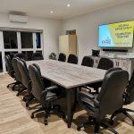 The new Khwezi board room
