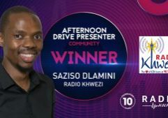 Drive Presenter with Saziso